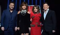 """نجوم """"The Voice Senior"""" يجتمعون على العشاء في بيروت.. بالصور"""
