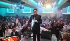محمد إسكندر يفرح جمهوره بثلاث إطلالات له في رأس السنة