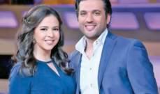 إيمي سمير غانم تكشف سبب عدم نشرها عن أعمال زوجها-بالفيديو