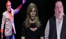"""خاص """"الفن"""" - رولا شامية وماريو باسيل وطارق تميم إلى دمشق !"""
