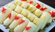 أسهل طريقة لتحضير حلاوة الجبن على الطريقة اللبنانية