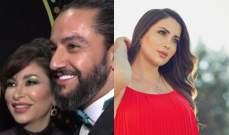 """مي العيدان لـ ديما بياعة :""""خايفة على زوجك من نسرين طافش""""؟ وهي تردّ- بالفيديو"""
