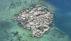 بالصور- جزيرة هي الأعلى كثافة ولا يوجد فيها مياه أو مقابر