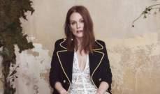 جوليان مور تستعين بفستان ايلي صعب لإطلالتها
