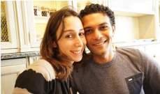 هكذا إحتفل آسر ياسين بعيد ميلاد زوجته.. بالصورة