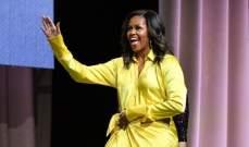 ميشيل أوباما: حاولوا تحطيمي لأن بشرتي سمراء