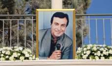 غياب الفنانين والإعلاميين عن تكريم حكمت وهبي