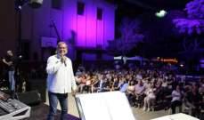 هاني العمري يحتفل بعيد الموسيقى في الكحالة-بالصور