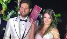 جيزام كاراجا تحتفل بزفافها على كمال أكمكجي في مهد حبهما ..بالصور