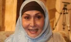 سهير البابلي تدخل المستشفى-بالصور