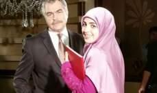 """خاص """"الفن"""" - راشيل الحسيني تتصدى لـ جورج شلهوب دفاعاً عن حبها"""