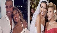 """موجز """"الفن"""": هذه حقيقة ما تقاضته أصالة لحضور زفاف جيسيكا عازار.. وعلاقة عمرو دياب ودينا الشربيني للواجهة مجدداً"""