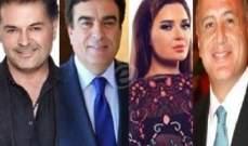 جورج قرداحي وسيرين عبد النور ومارسيل غانم وراغب علامة وزراء في الحكومة الجديدة