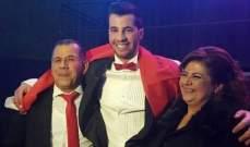إبن جبيل مروان يوسف يتوج بلقب ستار أكاديمي ويرفع إسم لبنان عالياً