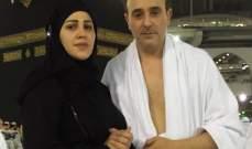 صابر الرباعي وزوجته يؤديان مناسك العمرة.. بالصورة