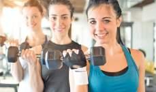 لزيادة وتعزيز رشاقتكم البدنية.. مارسوا تمارين القوة