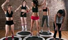 رياضة الترامبولين.. طريقة مثالية للحصول على جسم متناسق ورشيق