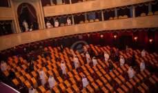 خاص- تعرّفوا إلى نجمة سجادة مهرجان أجيال السينمائي الحمراء