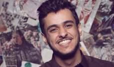 عايض يوسف يحتفل بعقد قرانه ورابح صقر ووليد فايد وغيرهما يهنئانه-بالصورة