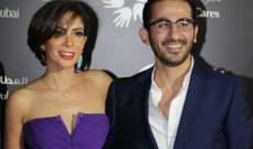 ماذا قال أحمد حلمي لزوجته منى زكي عن الصندوق الأسود ؟
