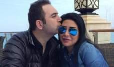 خاص الفن- وائل جسار وزوجته في مواقف مؤثرة في