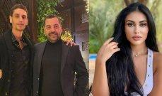 تعرفوا إلى شيرين أبو العز التي تسببت في نقل إبن طارق العريان الى المستشفى وجمالها يخطف الأنظار-بالصور