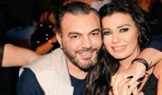 """خاص الفن- رجا ناصر الدين يفجر مفاجأة: """"تزوجت من نادين الراسي"""""""