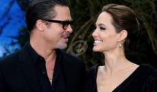 أنجلينا جولي تمنح براد بيت هذه الفرصة للمرة الاولى منذ إنفصالهما