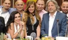 """أسرة برنامج """"عيون بيروت"""" تحتفل بعيده الـ16.. بالصور"""