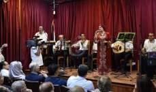 خاص بالصور- دمشق تكرّم سميرة توفيق بمعرض نادر وأمسية موسيقية