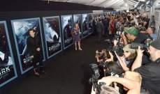 هاري ستايلز يحضر عرض فيلمه في نيويورك