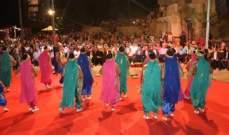 الهبارية تطلق مهرجانها السنوي وتكريم سليم علاء الدين ولؤي بيرقدار