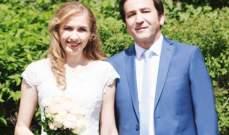 الدكتور شربل رشيد سعاده يتزوج من الشاعرة الكنديّة-الأوكرانيّة ماريا تيمتشوك