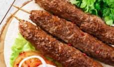 طريقة تحضير الكباب باللحم المفروم مع البابريكا أو الزنجبيل