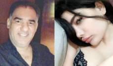 بعد ترحيلها من لبنان ... صالح الجسمي يهدد أنجي خوري بالقضاء قبل وصولها إلى الإمارات