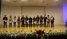 مسرح إسطنبولي يختتم مهرجان لبنان السينمائي الدولي.. بالصور