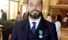 ملك المغرب يُكرّم عبد الفتاح الجريني بمناسبة عيد الشباب