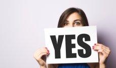 """8 أسباب لتقول """"نعم"""" من أجل حياة سعيدة ومتجدّدة"""