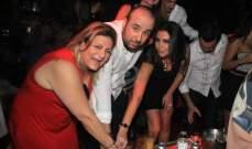 الزميل د. بيدرو غانم يحتفل بعيد ميلاده مع الأصدقاء..بالصور