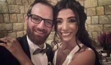 فؤاد يمين وسيرينا الشامي يرزقان بطفلهما الأول- بالصورة