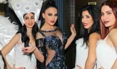 ليال عبود تحيي أمسية فنية مميزة وتؤجل دخولها عالم الدراما-بالصور