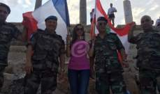 """""""سباق التضامن"""" جَمع الجيشين اللبناني والفرنسي لدعم الجرحى منهما..بالصور"""