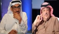 رسالة عبدالله السدحان إلى الفنان راشد الشمراني