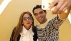 """آسر ياسين وزينة معاً في """"الصعود إلى الهاوية"""""""