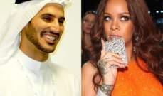 تصريح جريء لـ ريهانا يفسر لماذا تحب ممارسة الجنس مع حبيبها السعودي حسن جميل