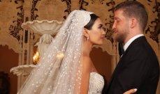 صورة جيسيكا عازار مع زوجها تثير إعجاب الجمهور.. وشقيقتها ونوال بري وألين وطفة يعلقن