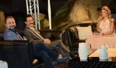 عبدالله الرويشد وعلاء الأنصاري في ليلة عمر مع طلال