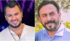 قصي خولي يثير الجدل بظهوره مع وديع الشيخ- بالفيديو