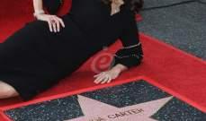 """""""البطلة الخارقة"""" ليندا كارتر تنال نجمة في ممر هوليوود للمشاهير"""