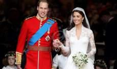 فيروس كورونا يخيّم على احتفال الأمير ويليام وكيت ميدلتون بذكرى زواجهما-بالصورة